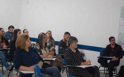 Professores dão 'start' no 2º semestre com capacitação
