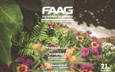 10ª Ceagesp em Flor  – FAAG