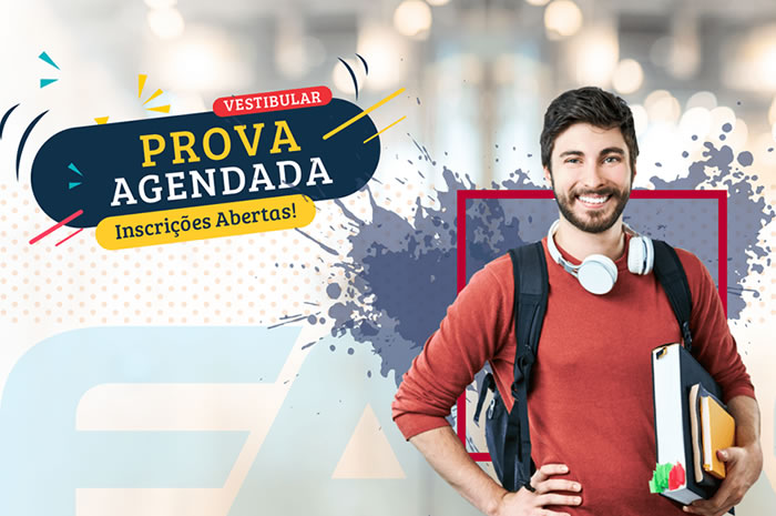 PROCESSO SELETIVO 2020/1 – PROVAS AGENDADAS