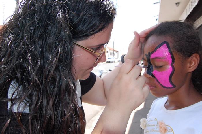 FAAG participa de ação do Dia das Crianças em Agudos