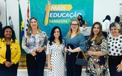 FAAG marca presença no Fórum de Educação de Cabreúva