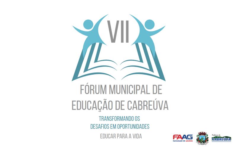 EDUCAB 2020 – VII FÓRUM DA EDUCAÇÃO
