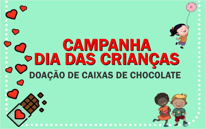 Campanha Dia das Crianças 2021